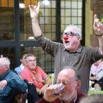 Willibert scherzt: Der Weinkeller lacht (C) DOMRADIO.DE