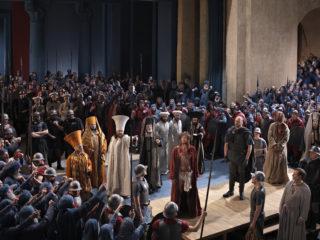 jesus-vor-pilatus_CC_Passionsspiele Oberammergau 2020